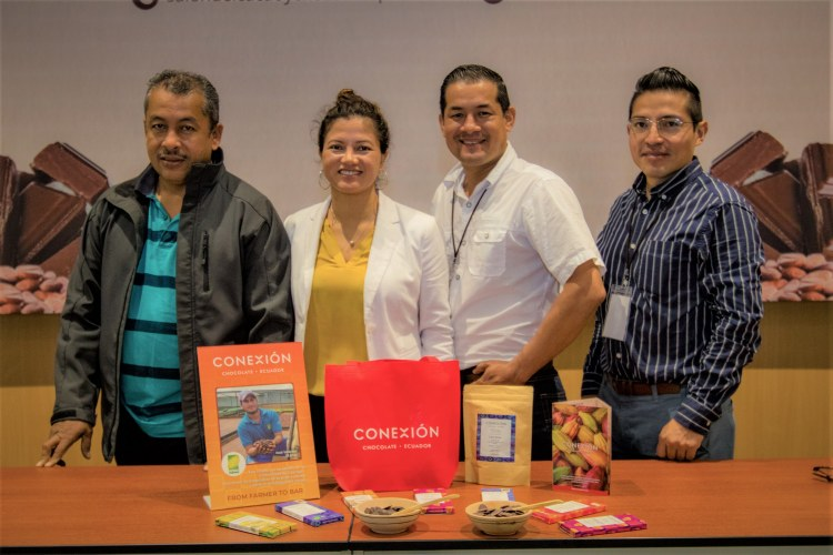 Uoprocae at Salón del Chocolate 2019
