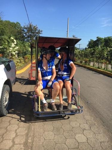 woendag 30 november Nicaragua