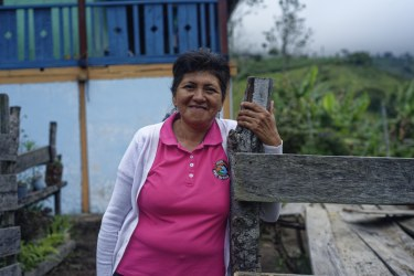 In the Intag valley, producing organic coffee is an act of resistance to mining companies. Entrepreneurs like Alba have been doing this their whole life.